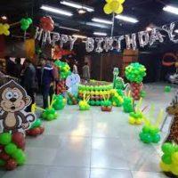 jungle Theme party Decoration