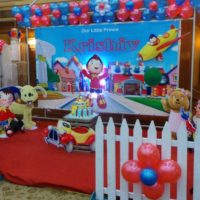 Balloons Decoration for the Birthday Party Decoration in Noida