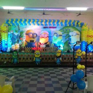 Jungle Birthday Theme Decoration