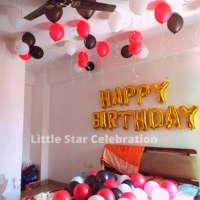 Balloons decoration for Birthday party